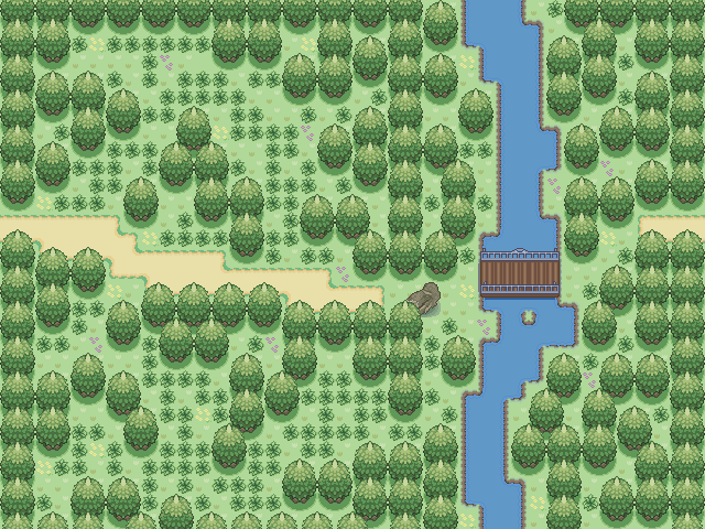 Map (evt Rombase)