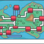 Caligo-Worldmap