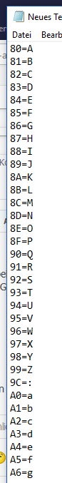 Tutorial GBC Hex-Editing Pokémon Namen ändern