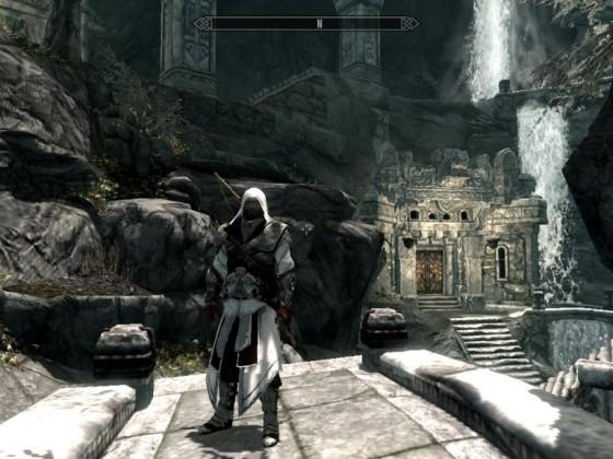 Skyrim's Creed: Dark Brotherhood