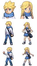 Pokemon Violet Protagonisten