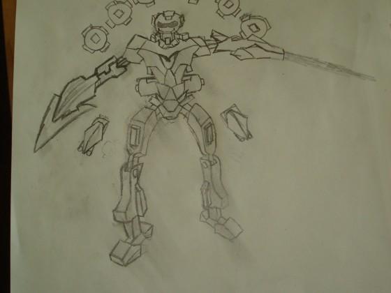 Gundam Mercurius