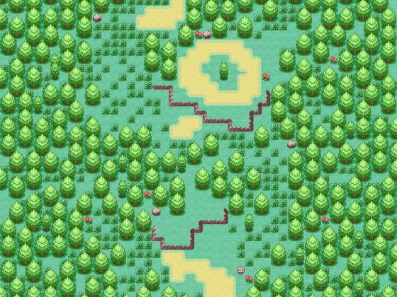 Route 1 von Kairyon (meine Version)